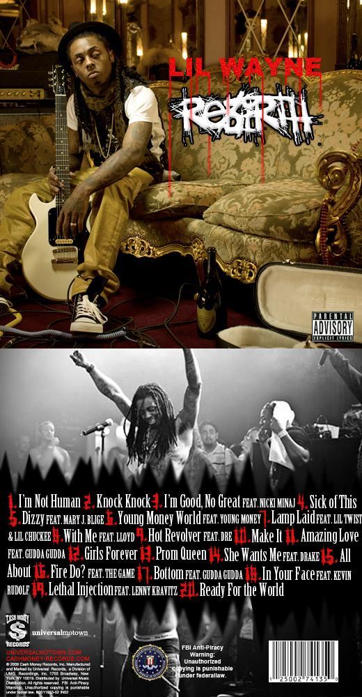 album lil wayne music